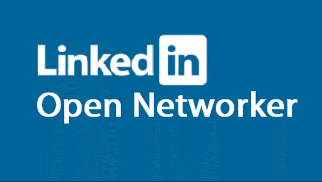 Linkedin Open Networker